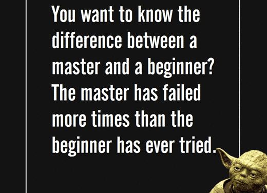 Master and Beginner - Life Coaching